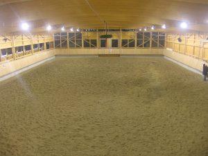 Stallbeleuchtung Pferde Stalverlichting Paarden d'éclairage Équin barn lighting Horses